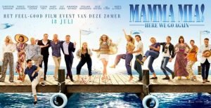 Mamma Mia! Next Movie Outing Moved to July 21!